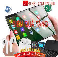 Máy tính bảng xách tay nhật bản tablet AS888 phiên bản 2020 Ram 6G tặng kèm  tai nghe Blutooth Aripodr chính hãng