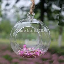 Decorative Hanging Glass Balls Inspiration Aliexpress Buy Betty Store 32pcspack 32cm Creative Hanging
