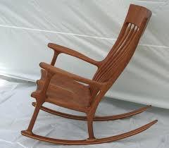 rocking chair wooden custom made cherry rocking chair rocking chair wooden pegs