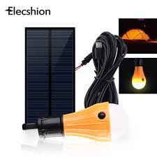 Elecshion Buitenverlichting Led Zonne Energie Lamp Zonne Energie