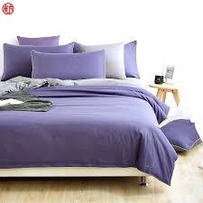 solid light grey duvet cover 2017 brief bedding set purple gray duvet cover double side king