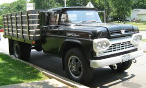 Wrecking Ford Trucks - Truck & Tractor Parts & Wrecking