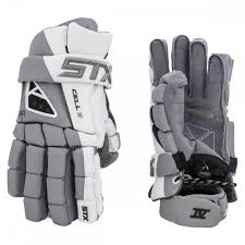 Stx Cell 4 Lacrosse Gloves