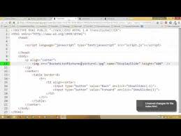 Editing Your index.html File 2015 09 16 11 59 54 - YouTube