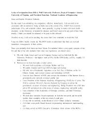 Resignation From Board Nonprofit Board Resignation Letter Templates At