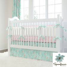 Dream Catcher Crib Bedding Set Dream Catcher Crib Bedding I Carousel Designs The charm of the 48