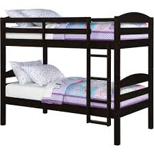 twin size space saver wood bunk bed home dorm double bed kids bedroom furniture