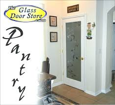 interior pantry doors unique door ideas surprising office glass show off etched palm trees the