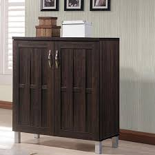 Comic Book Storage Cabinets Baxton Studio Lindo Contemporary Dark Brown Storage Cabinet 28862
