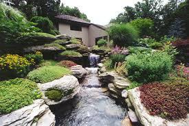 Unique Landscaping Unique Landscape Water Features Ponds Waterfalls Landscaping