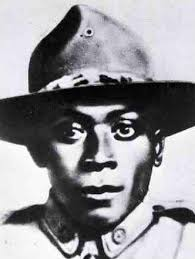 Bowie Knife Fights, Fighters & Fighting Techniques. . .: Bolo-Knife  Fighter: Pvt. Henry Johnson