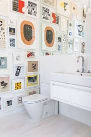how to e up your bathroom d cor with framed wall art
