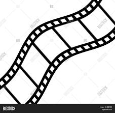 Cartoon Film Curved Film Image Photo Bigstock