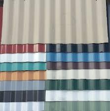 corrugated metal wavy metal roof metal roof color options florida