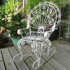 wrought iron garden furniture