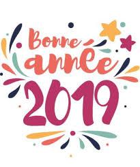 """Résultat de recherche d'images pour """"bonne année 2019"""""""