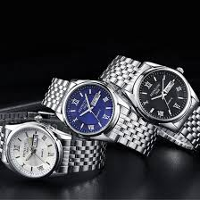 popular nice men watches buy cheap nice men watches lots from nice waterproof mens watches luxury date day men s watch stainless steel business clock quartz wristwatch