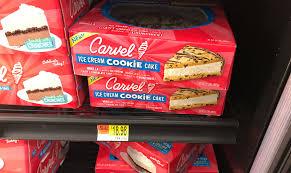 1 carvel ice cream cookie cake 32 oz 18 98 regular
