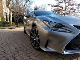 Millers Auto S The Lexus Rc 350 Is The Luxury Coupe Compromise That Isn39t