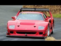 Technical specifications, photos and description: Ferrari F40 With Lexus V8 Twinturbo Engine 750hp 1200kg Lm Replica Monster Youtube