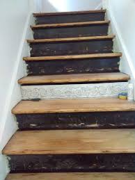 stair risers wallpaper border, stairs, wall decor