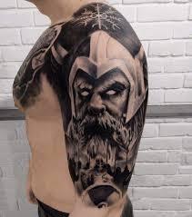 Tattoo значение тату викинг