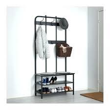 Coat Rack With Shoe Storage Extraordinary Shoe Shelf Ikea Fadsmorg