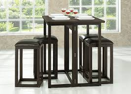 the range breakfast bar table and chairs