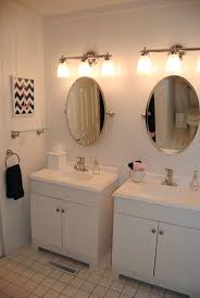 oval mirrors for bathroom. Oval Bathroom Mirrors With Lights | Creative Decoration For N