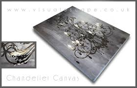 love the backdrop for this version of a chandelier canvas shabby chic wall artcanvas  on wall art canvas shabby chic with love the backdrop for this version of a chandelier canvas art