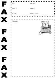 Funny Fax Cover Sheet Best Fax Machine Cover Sheet Engneeuforicco