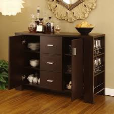 dining room wine sideboard buffet server with hutch credenzas and buffets credenzas and sideboards