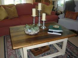 Living Room Table Decorating Rustic White Coffee Table White Coffee Table Ikea For Rustic