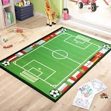 Image is loading KIDS-FOOTBALL-PITCH-SOFT-PLAY-MAT-BOY-GIRL-