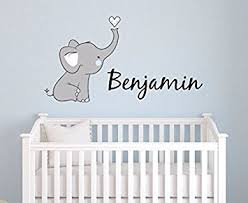 nursery wall art removable stickers