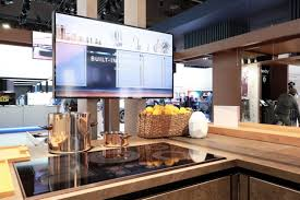 samsung is showcasing at ces 2017 a full lineup of intuitive built in kitchen appliances designed with equal focus on exciting innovation and exceptional