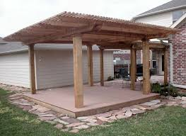 finished patio deck covers