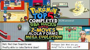 Pokemon Rom Hacks: The Complete List 2019