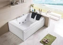 2 person whirlpool tub. Image Is Loading Empava-72-034-Luxury-2-Person-SPA-Tub- 2 Person Whirlpool Tub