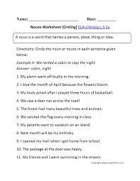 Possessive Nouns Worksheets Noun Exercises For Class 2 Collective ...