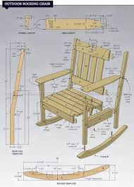 wooden rocking chair plans. 3000 Outdoor Rocking Chair Plans Furniture Throughout How To Make A Decor 2 Wooden