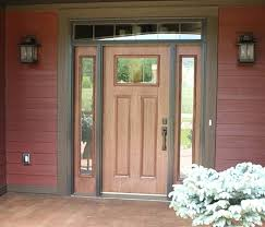 front doors with door sidelights with glass exterior with fresh glass entry doors with sidelights front