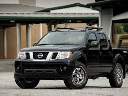 2015 Nissan Frontier pickup truck is authentically rugged