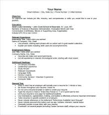 Good Job Titles For Resumes Best of Sample Of Resume Title Title Example Resume Templates For Freshers 24
