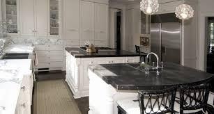 mixed materials kitchen countertops