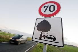 landstraße 20 kmh zu schnell