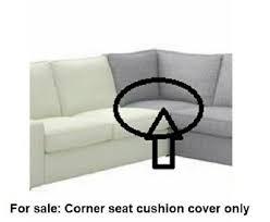 ikea kivik cover part corner seat