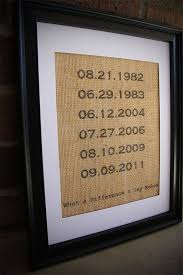 awesome date burlap wall art decorations pirntable text black number numeric letterings difference