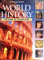 World History Patterns Of Interaction Pdf Gorgeous McDougal Littell World History Open Library
