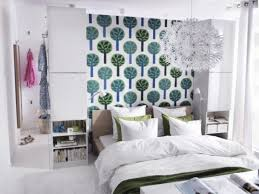 small bedroom furniture sets. Small Bedrooms Ideas For Teenagers Brown Table Lamp Polka Dot Curtain Floor To Ceiling Bedroom Furniture Sets